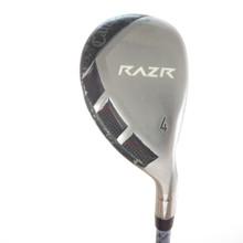 Callaway RAZR X 4 Hybrid 24 Degrees Graphite A Senior Flex Right-Handed 47697A