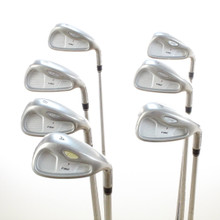 TaylorMade RAC OS Iron Set Steel Shaft T-Step Stiff Flex Right-Handed 49008A