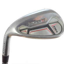 Adams Idea Super S Sand Wedge Steel Regular Flex Left-Handed 49469A