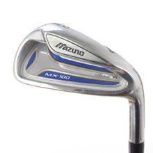 Mizuno MX-100 Individual 6 Iron Graphite Exsar Blue Regular Flex 49483A