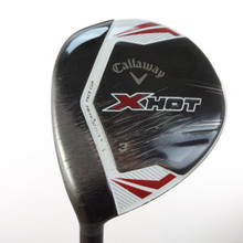 Callaway X Hot 3 Wood 15 Deg Graphite Project X Regular FlexLH 50391G