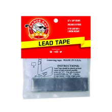 "Golf Club Lead Tape Strips Includes 3 Pieces Each 12"" x 3/4"" in Length  GT-19026"
