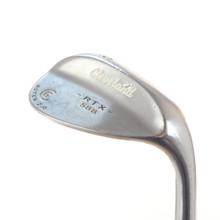 Cleveland 588 RTX Satin Chrome Wedge 60 Degrees 60.12 Steel Shaft 51150G