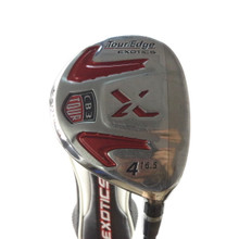 Tour Edge Exotics CB3 Tour 4 Wood 16.5 Deg Tour AD YSQ Regular Headcover 51665A
