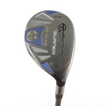 TaylorMade Burner 5 Rescue 25 Degrees Graphite REAX 50 Ladies Flex 51626G