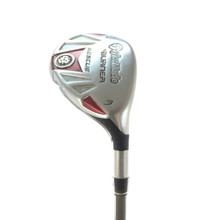 TaylorMade Burner Rescue 3 Hybrid 19 Degrees REAX 65 Regular Flex 51691A