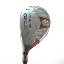TaylorMade Burner 3 Rescue 19 Degrees REAX Superfast 65 Stiff Flex LH 51869A