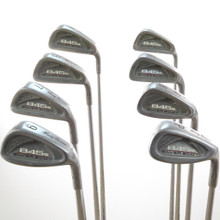Tommy Armour 845S Iron Set 3-P Steel Shaft Regular Flex Right-Handed 52289G