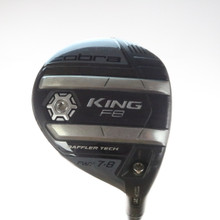 2018 Cobra King F8 7-8 Fairway Wood 21-24 Deg Tensei Senior Flex 52349G