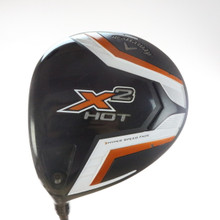 Callaway X2 Hot Driver 10.5 Degree Aldila Tour Senior Flex Left-Handed 52358G