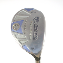 TaylorMade Burner 5 Rescue 25 Degrees Graphite REAX 45 Ladies Flex 52451A