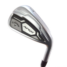 Callaway Apex CF16 Individual 7 Iron Steelfiber Graphite Shaft Stiff Flex 52659G