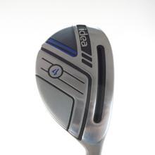 Adams Idea 4 Hybrid Bassara 60 Graphite Regular Flex Right-Handed 53226A
