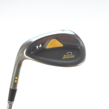 Cleveland CG14 Black Pearl Wedge 54 Deg 54.12 Traction Left-Handed 53023D