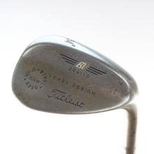 Titleist Mild Steel Raw 8620 Wedge 54 Degrees 254.10 Dynamic Gold Steel 53465D
