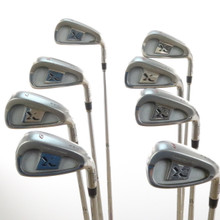 Tour Edge Exotics EX-1 3-P Iron Set True Temper Steel Stiff Flex 53458G