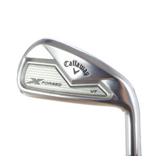 2018 Callaway X Forged Utility Iron 21 Degrees Project X 6.0 Stiff Flex 53511A