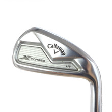 2018 Callaway X Forged Utility Iron 24 Degrees Project X 6.0 Stiff Flex 53512A