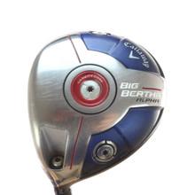 Callaway Big Bertha Alpha Driver 9.0 Degrees Rogue 110 X-Stiff X Flex LH 53883G