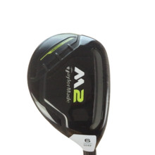 2017 TaylorMade M2 6 Rescue 28 Deg Tuned 45 Ladies Flex Right-Handed 54106G
