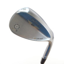 Titleist SM5 Tour Chrome Vokey Wedge 58 Deg 58.08 N.S Pro Stiff Flex 54129G