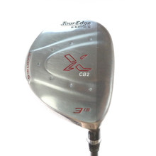 Tour Edge Exotics CB2 3 Wood 15 Degrees Aldila RIP Regular Flex 53969A