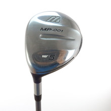 Mizuno MP-001 5 Wood 18 Deg Graphite Shaft Stiff Flex Left-Handed 54133G