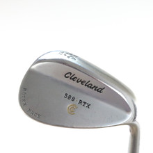 Cleveland 588 RTX Satin Chrome Wedge 54 Degrees 54.12 Dynamic Gold Steel 54051D