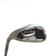 Ping G20 U Gap Wedge Silver Dot TFC 169 I Regular Flex Left-Handed 54384A
