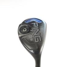 PING G30 3 Hybrid 19 Degrees Graphite Tour 90 Stiff Flex Right-Handed 54180G