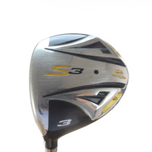 Cobra S3 3 Fairway Wood 15 Deg Fujikura Blur TX 006 Regular Left-Handed 54202G