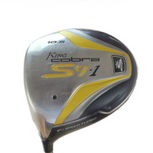 Cobra S9-1 F Speed Driver 10.5 Degrees Aldila NV 65-S Stiff Flex LH 54211G