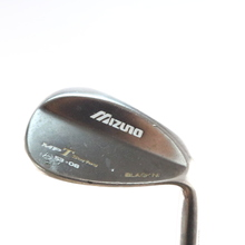 Mizuno MP T Series Black Nickel Forged Wedge 53 Degrees Dynamic Gold 54530A