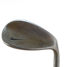 Nike Forged Unchromed Wedge 56 Degrees Steel Right-Handed 54483D