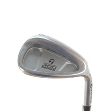 TaylorMade 300 Series Sand Wedge Steel S-90 Stiff Flex Right-Handed 54892D