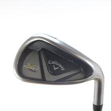 Callaway X2 Hot Individual 9 Iron Graphite Shaft Senior Flex Right-Handed 54733A
