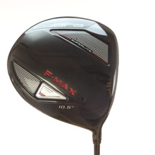 2019 Cobra F-MAX Superlite Straight Neck Driver 10.5 Degrees Senior Flex 54824G