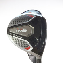 2019 TaylorMade M6 3 Fairway Wood 15 Deg Graphite Regular Flex Headcover 54835G