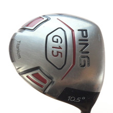 PING G15 Driver 10.5 Degrees Graphite TFC 149D Regular Flex Right-Handed 54850G