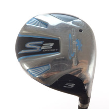 Cobra S2 Offset 3 Fairway Wood Graphite Fujikura 50FW Women's Ladies Flex 54854G