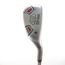 PING G15 3 Hybrid 20 Degrees Steel Shaft Stiff Flex Right-Handed 55023G