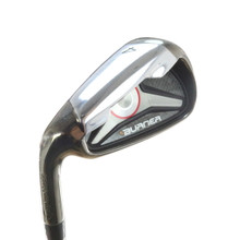 TaylorMade Burner 1.0 Individual 4 Iron REAX 65 Stiff Flex Left-Handed 55299A
