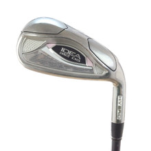 Adams IDEA a12 OS Individual 7 Iron Graphite Womens Ladies Flex 55363G