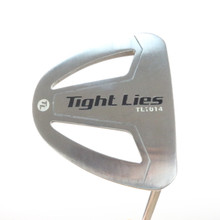 "Adams Tight Lies TL1014 Mallet Putter 35"" Steel Right-Handed 55333A"