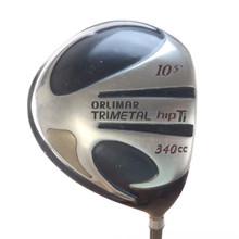 Orlimar Trimetal HipTi 340CC Driver 10.5 Deg Graphite Regular Flex 55385G