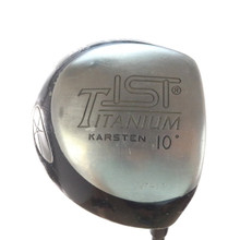 PING TiSi Titanium Driver 10 Degrees 350 Series Graphite Regular Flex 55392G