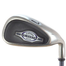 Callaway Golf Big Bertha Individual 7-Iron Ladies Graphite Right-Handed 55439D