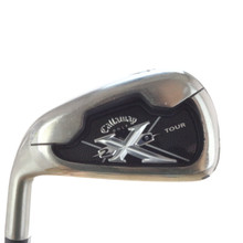 Callaway X-20 Tour Individual 4 Iron Dynamic Gold SL Regular LH 55443D