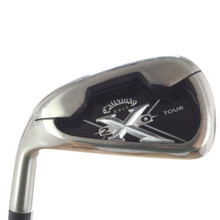 Callaway X-20 Tour Individual 6 Iron Dynamic Gold SL Steel Regular LH 55445D