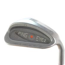Ping EYE2 W P Pitching Wedge Orange Dot Steel Shaft Regular Right-Handed 55455D